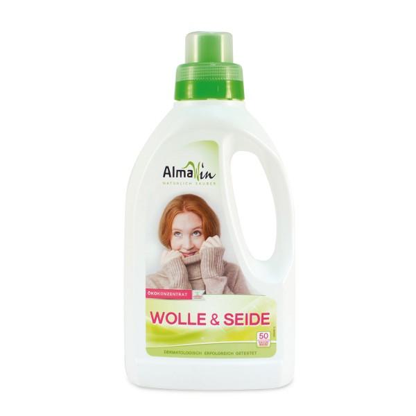 Wool detergent
