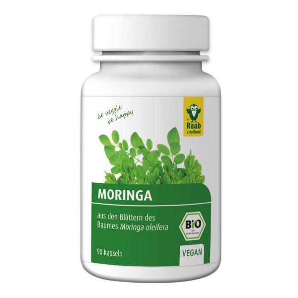 Moringa capsules organic