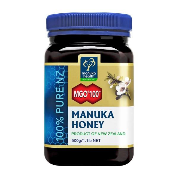 Manuka honey MGO 100+, 500 g from Manuka Health