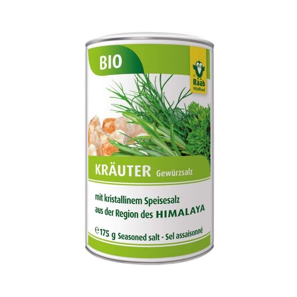 Seasoning salt herbs BIO