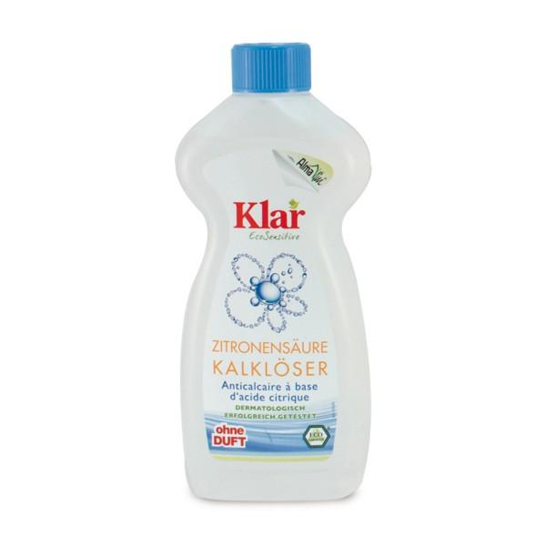 KLAR citric acid limescale remover