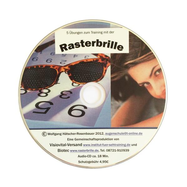 Raster glasses exercise CD