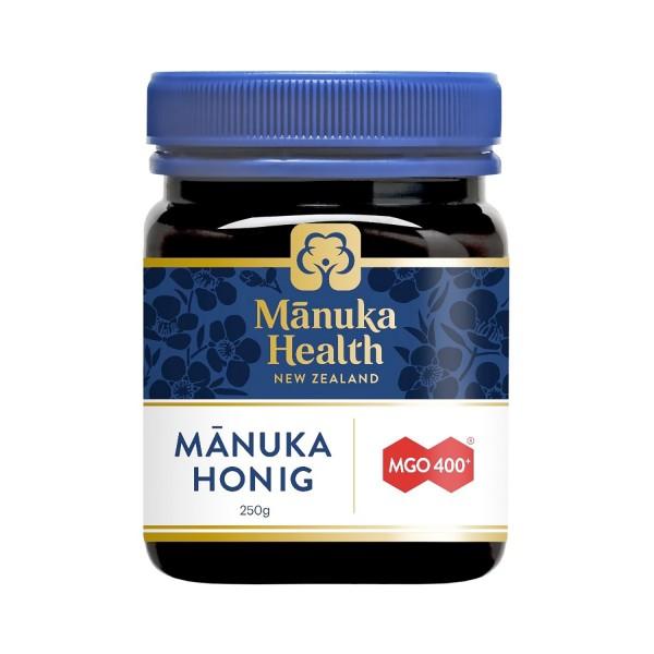 Manuka honey MGO 400+, 250g from Manuka Health