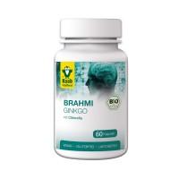 Organic Brahmi - Ginkgo Capsules