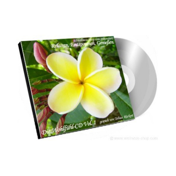 Wellbeing CD Vol. 1