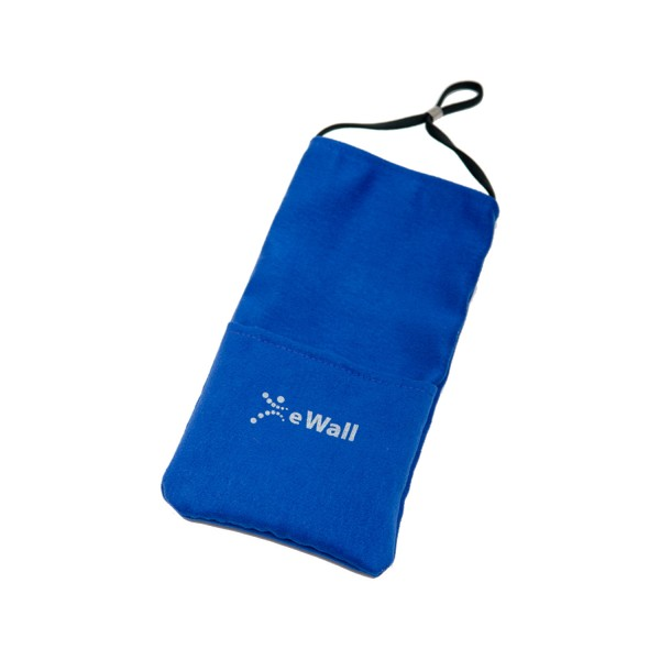 eWall Classic Royal Blue Radiation Protection Cell Phone Case