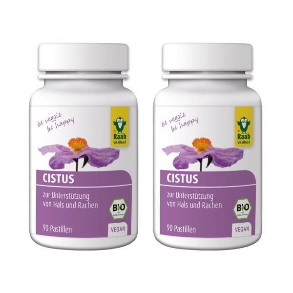 Cistus pastilles BIO