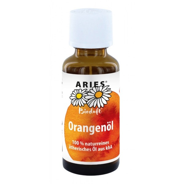 Organic orange oil 50ml