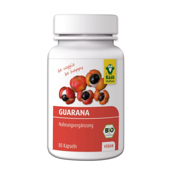 BIO guarana capsules