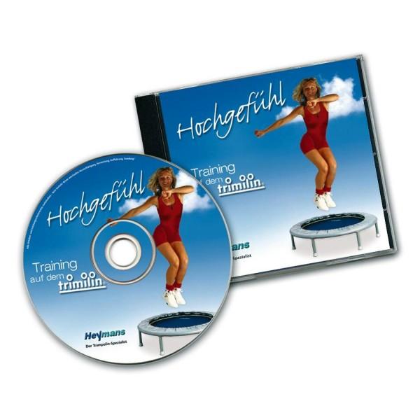 Trimilin exercise program on CD