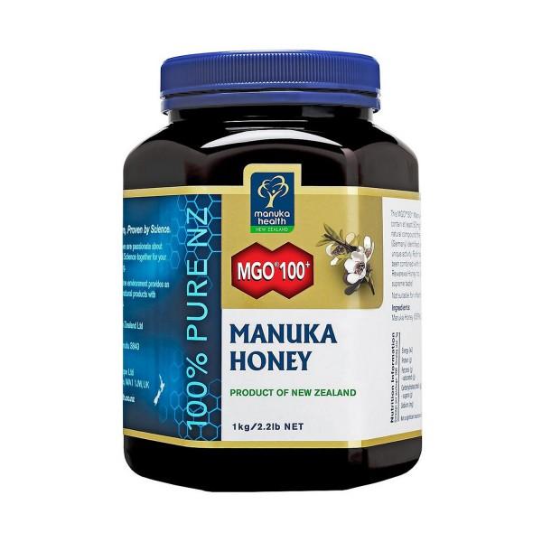 Manuka honey MGO 100+, 1000g from Manuka Health