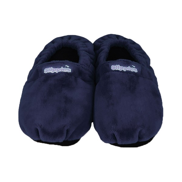 Slippies® warming slippers classic blue (41-45)