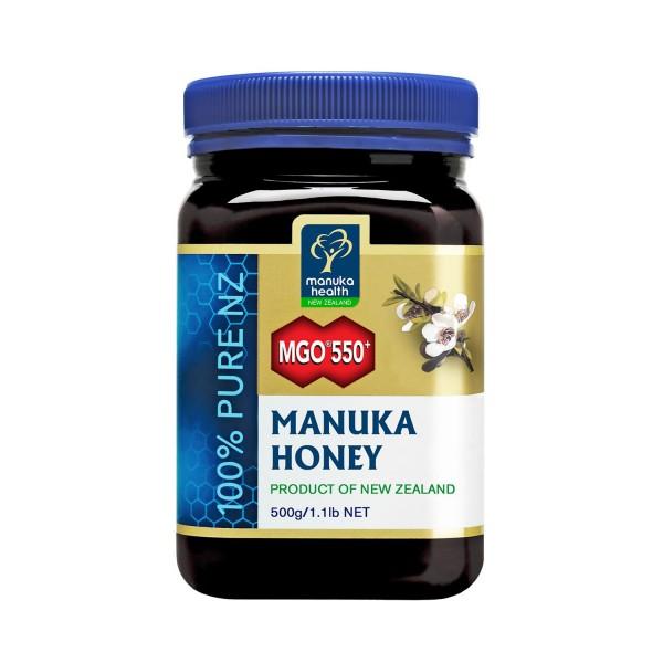 Manuka honey MGO 550+, 500g from Manuka Health
