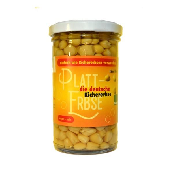 Flat pea - the German chickpea