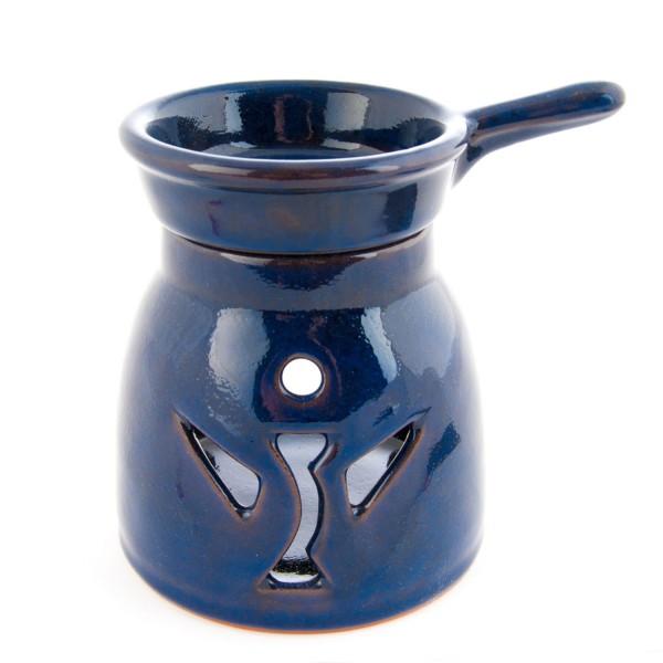 Aroma lamp angel - dark blue - Ø 8.5 cm