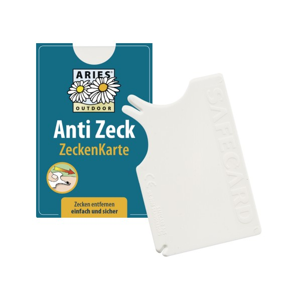 Anti tick card