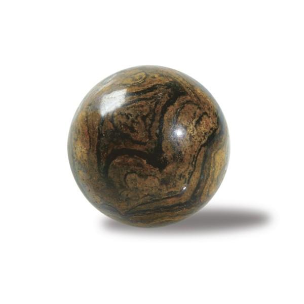 Stromatolite stone ball Ø 3 cm