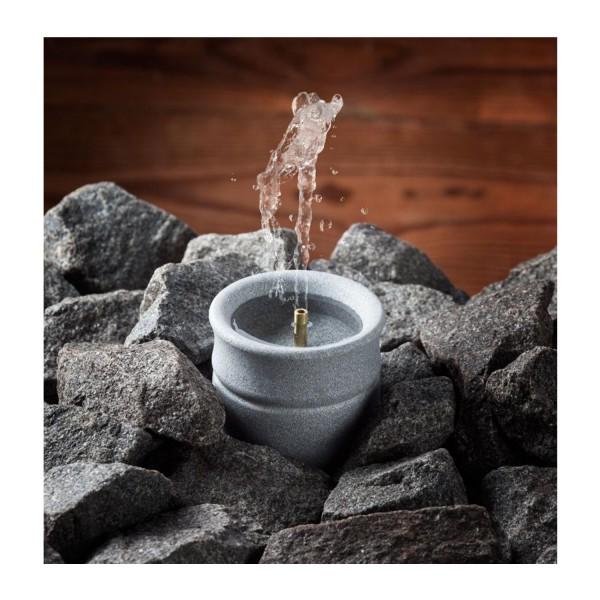 Solina sauna fountain