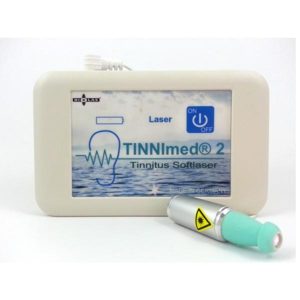 TiNNImed® 2 soft laser - for tinnitus