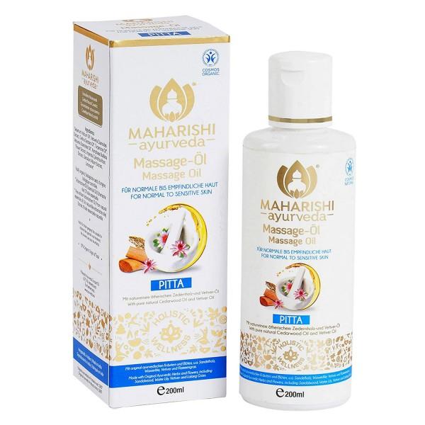 Pitta massage oil, Ayurveda, organic