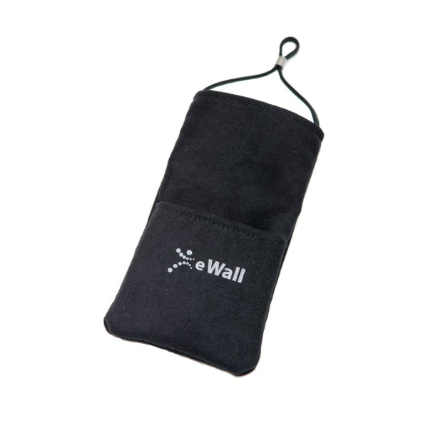 eWall Classic Black Radiation Protection Cell Phone Case