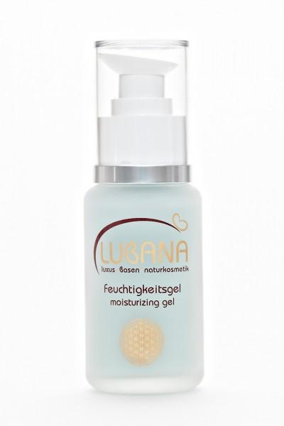 Alkaline moisturizing gel